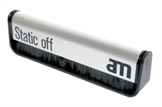 AM Anti-static carbon fibre brush for vinyl records