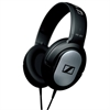 Sennheiser HD201 headphones, closed