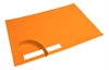 Label 17x117, NEON ORANGE - removable