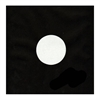 LP paper inner sleeve with plastic lining - BLACK