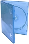 Blu-ray PS4 case 14 mm for 1 disc, BLUE PP
