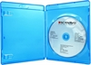 Scanavo Blu-ray DVD case 11 mm for 1 disc, BLUE PP