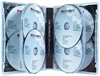 DVD-case Scanavo 30mm 12/one Wave Xtra Overlap, TRANSPARENT PP