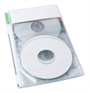 DVD pouch for 1-6 discs, PP